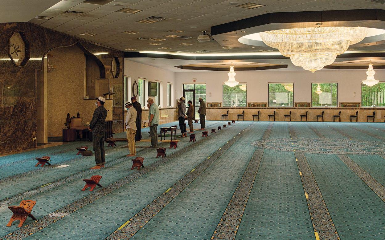 "Texas Monthly: ""Texas Muslims Prepare for a Remote Ramadan"""