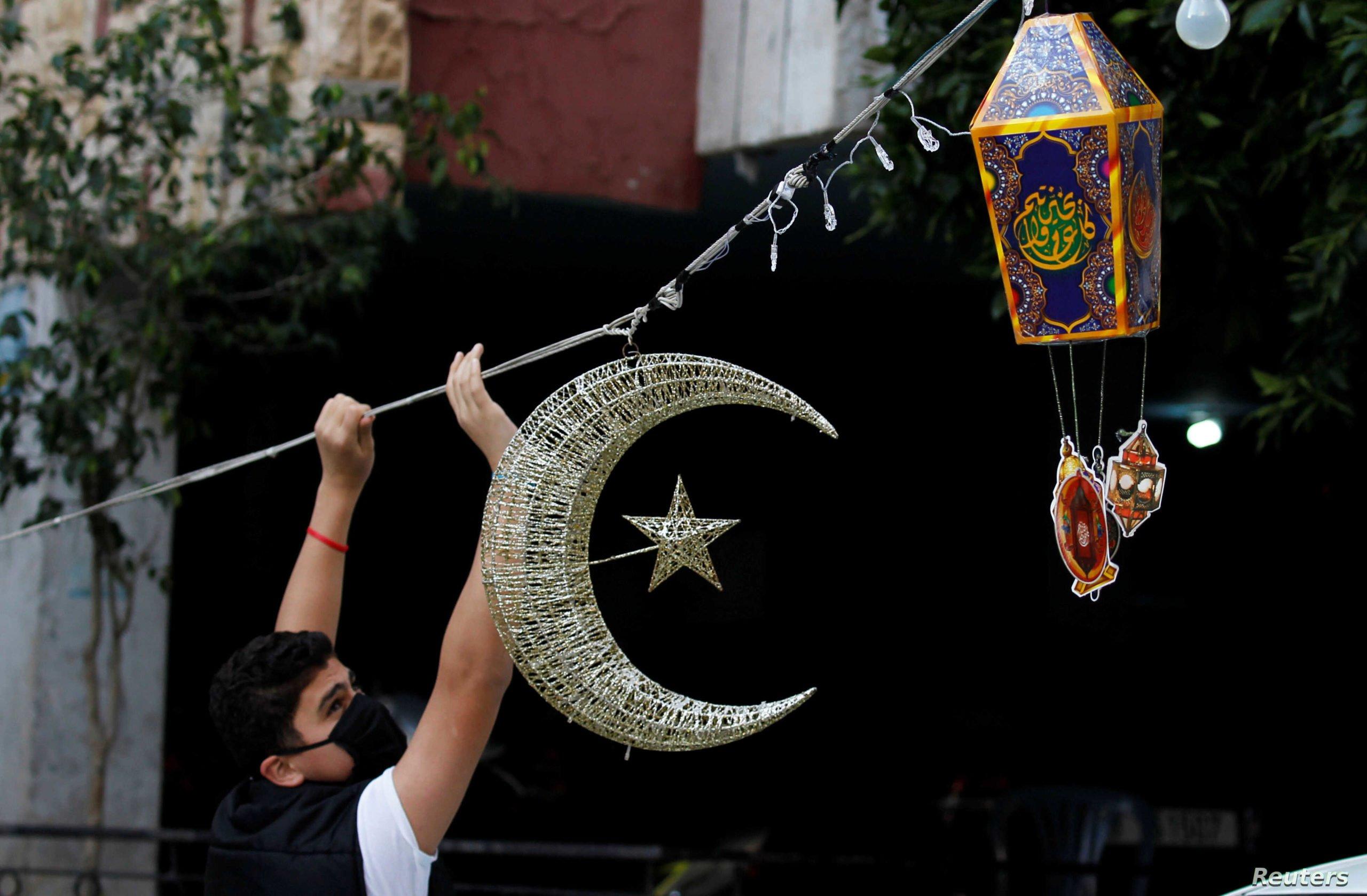 "VOA News: ""Muslims Preparing for Very Different Ramadan """