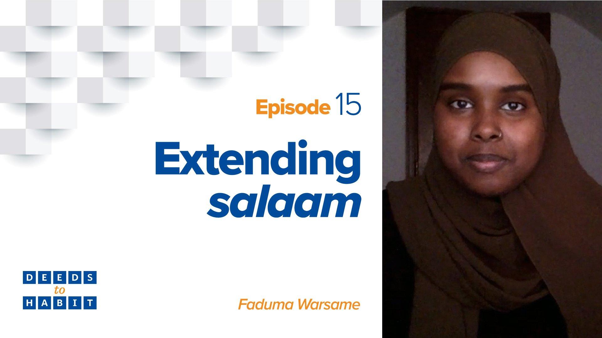 Extending Salaam
