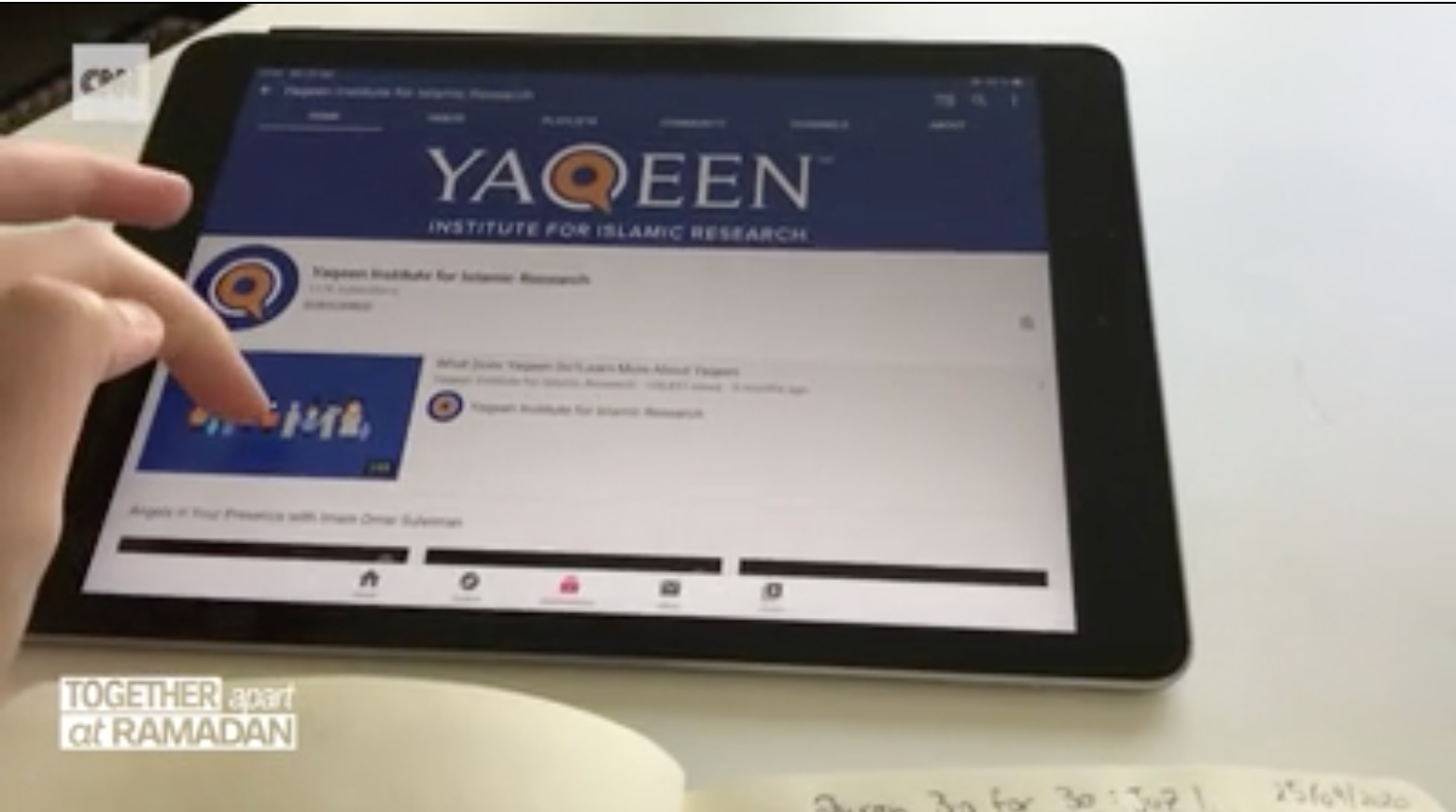 Yaqeen in the Spotlight