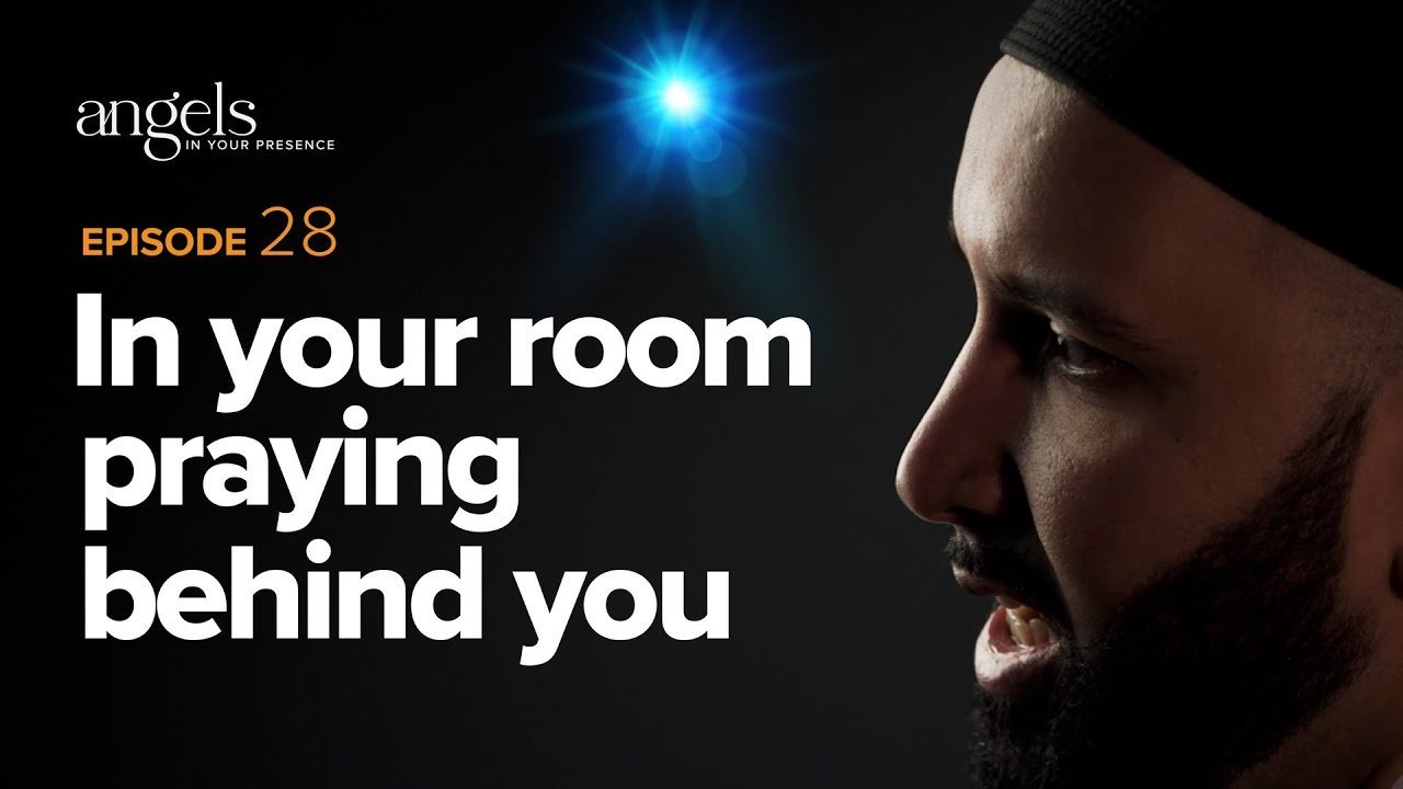 Episode 28: In Your Room Praying Behind You