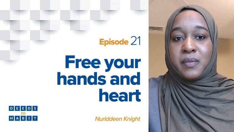 Free Your Hands and Heart