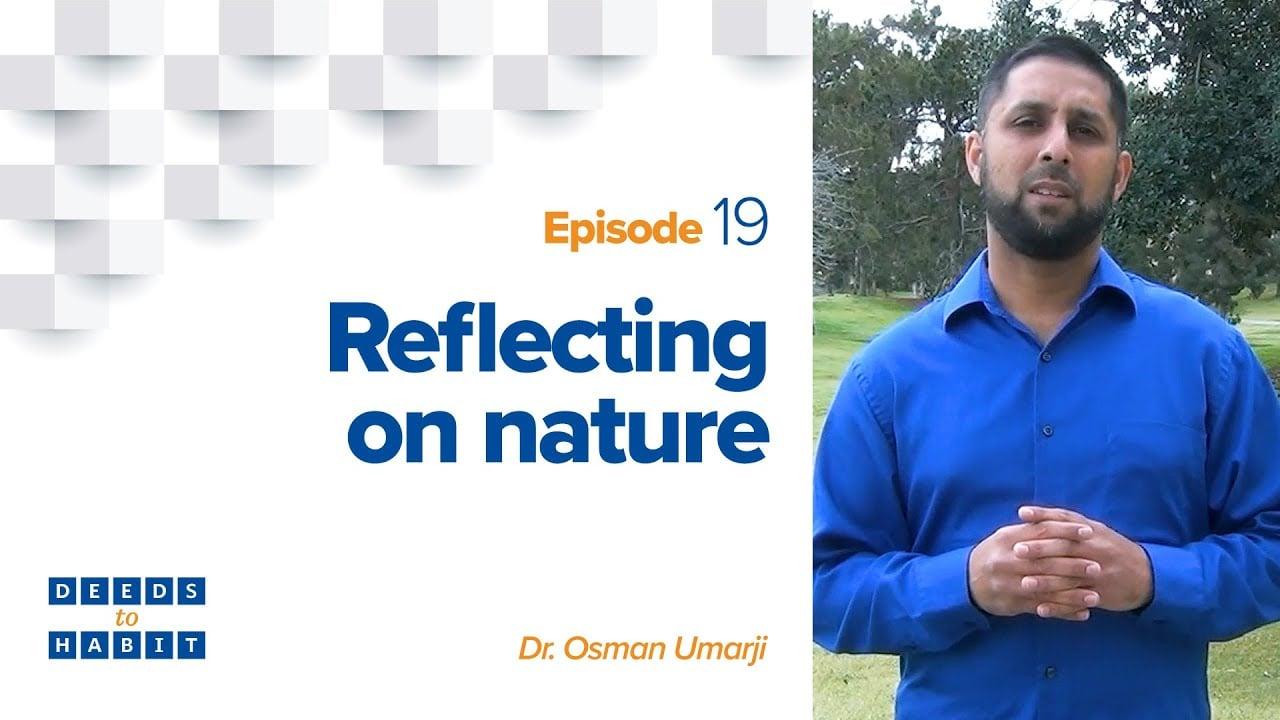 Reflecting on Nature