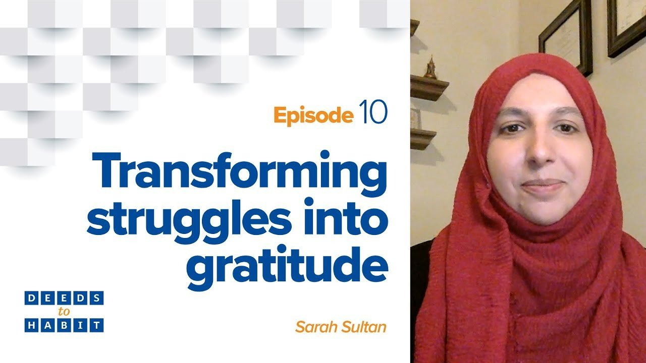 Transforming Struggles into Gratitude