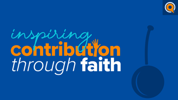 New Jersey Webinar: Inspiring Contribution through Faith