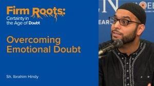 Overcoming Emotional Doubt