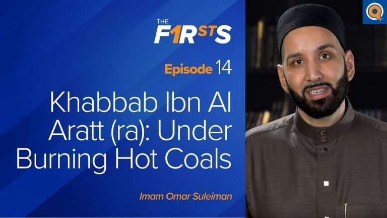 Khabbab Ibn Al Aratt (ra) - Under Burning Hot Coals