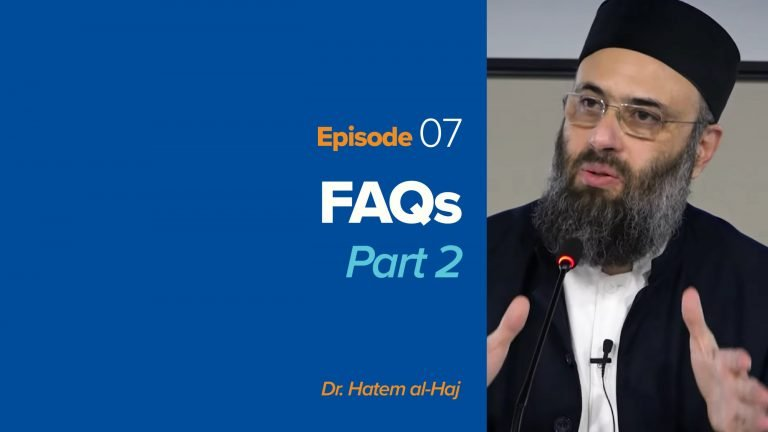 FAQs with Islamic Apologetics - Part 2