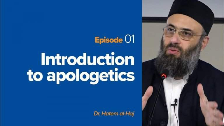 Introduction to Islamic Apologetics