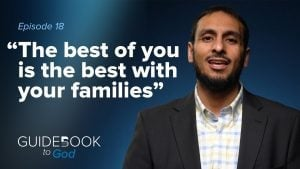 "Ep. 18: ""The Best of You is The Best with Families"" 