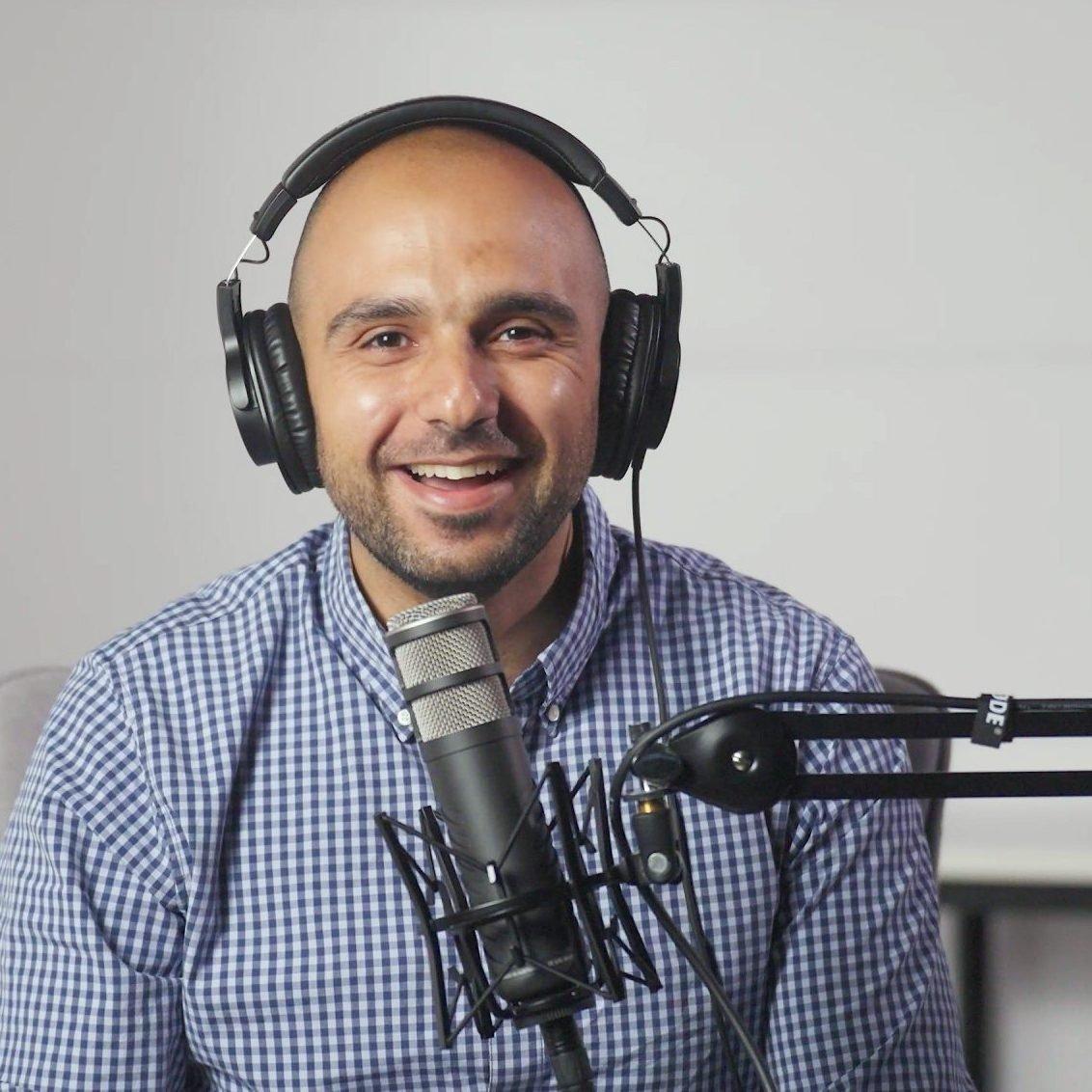 Mohamad Zaoud - Podcast Host #1
