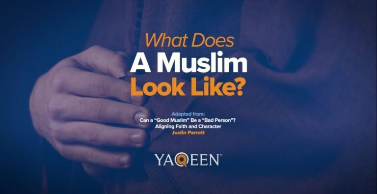 What Does a Muslim Look Like?