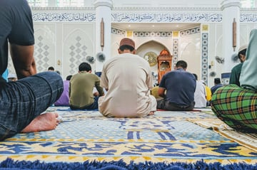Religion News Service: Ramadan fasting isn't about hunger. It's about living mindfully.