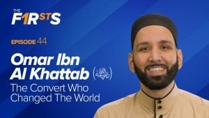 Omar Ibn Al Khattab (ra) – The Convert Who Changed The World | The Firsts