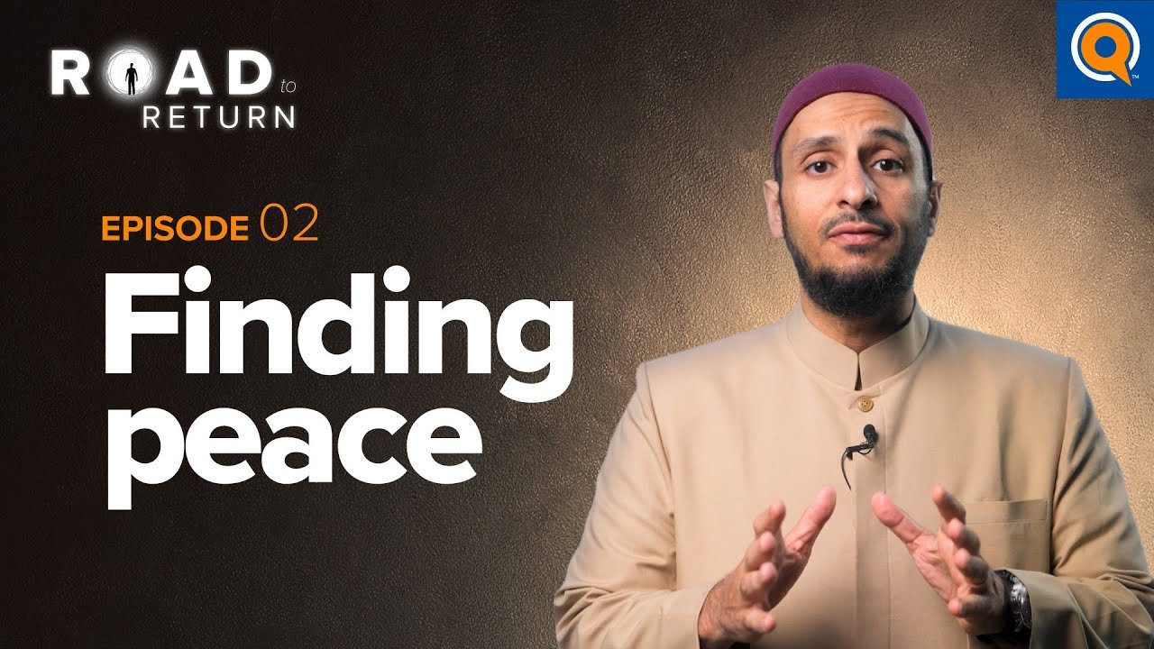 Ep. 2: Finding Peace   Road to Return