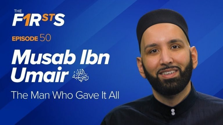 Musab Ibn Umair (ra): The Man Who Gave It All | The Firsts