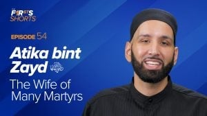 Atika bint Zayd (ra) – The Wife of Many Martyrs | The Firsts Shorts
