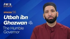 Utbah ibn Ghazwan (ra) | The Humble Governor | The Firsts Shorts