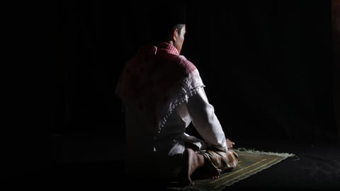 Tahajjud: Fuel for the Self and Society