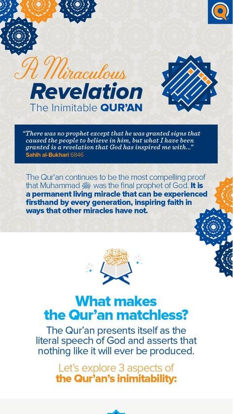 A Miraculous Revelation