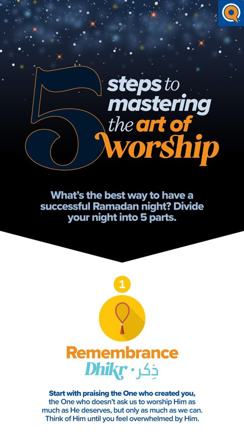 5 Steps to Mastering the Art of Worship